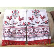 Рушник весільний український традиційний ручної роботи