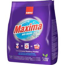 Пральний порошок Sano Maxima Bio Color 35 прань 1,25кг