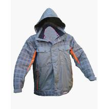 "Куртка утеплена ""DESMAN"" 2 в 1  водонепроникна"