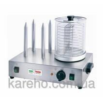 Апарат хот-дог штиревий Inoxtech HHD-1