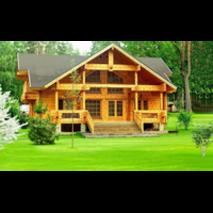 Каркасно-щитові дерев'яні будинки