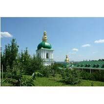 Позолоченные купола для церквей