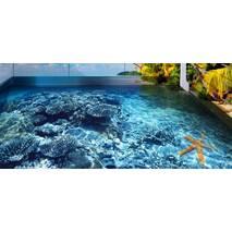 3D-підлога наливна (на замовлення)
