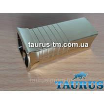 Золотий маскувальний елемент для приховання кабелю (дроти) від електричного Тэна, gold