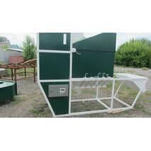 Зерноочисна машина (сепаратор для зерна) ІСМ-15