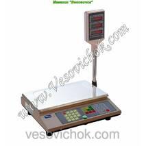 Весы торгові Промприлад ВТА- 60/30-5 (30 кг)