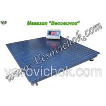 Платформені ваги PW1012 - 1t (1000 кг)