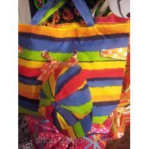 Пляжный набор-сумка+блайзер