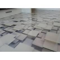 Декоративна наливна підлога