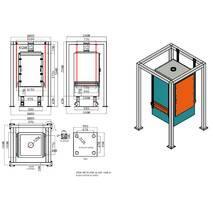Квадратний розсіювальник типу MPAG (контрольний)