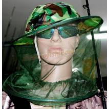 Шляпа с антимоскитная сеткой