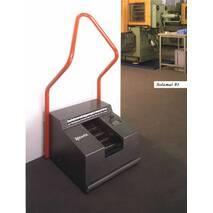 Машинка для чищення взуття промислова Neptun II