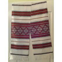 Рушник вишитий (український, традиційний) ручної роботи