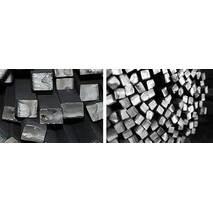 Квадрат сталевий 120 х 120 ст 45
