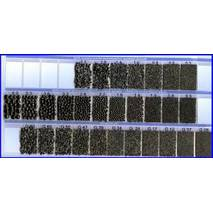 Дробь стальная литая (ДЧЛ) по ГОСТ 11964-81фракция 2,8