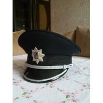 Кашкет поліції формений
