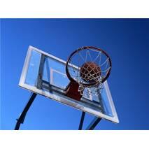 Щит баскетбольный, поликарбонат 1800х1050 мм