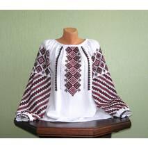 подольская вышиванка женская ручной работы