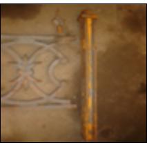 Секция ограждения со столбиками СЧ