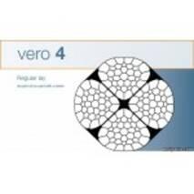 Vero 4 - спеціальний сталевий канат для баштових кранів