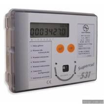 Обчислювач Supercal 531 для закритої системи