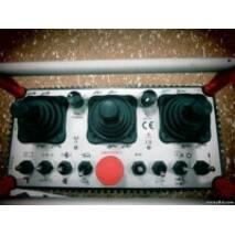 Радіопульт управління бетононасосом EVERDIGM, в зборі