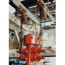 Пневматична система підйому ПВУ BS150LC2A3P