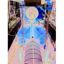 Пневматическая система подъема ПВУ BHS100M