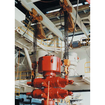 Пневматична система підйому ПВУ BHS75M