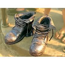 Ботинки кованые г.Южный