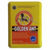 Golden Ant - препарат для потенции. 10 табл. в уп.