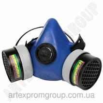 Газозахисний фільтр A1B1E1K1 - 7592 до напівмаски NewEurmask 7400 (Італія)