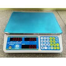 Весы Вагар без стойки VP - MN 15 кг LED (Світлодіод)