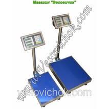 Весы товарні Центровес ВПЕ-405-150-СМ (400х500мм)