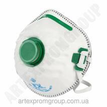 Респиратор FS FX 2024 V FFP2 NR D с активированным углем
