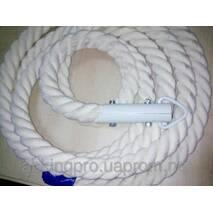 Канат для лазіння х/би з кронштейном (діаметр 45 мм) - 5,00 мп