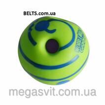 М'яч іграшка для собак Wobble Wag Giggle Ball Вабл Вог Гигл Бол (Хихикаючий м'яч)