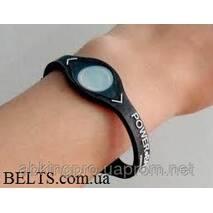 Новітній браслет Power Balance (Павер Баланс), технологія енергетичного балансу організму