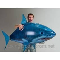 Радиоуправляемая игрушка Акула, летающая акула Air Swimmers Shark