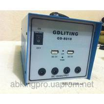Solar Home System GDLite GD - 8018 Система домашня на сонячній батарей, домашня сонячна система
