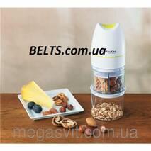 Терка для сиру, горіхів і шоколаду One Touch електрична (подрібнювач Ван Точ)