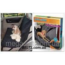 Автомобільний органайзер для собак Pets at Play Back seat cover (автомобільний чохол Петс эт Плэй Бек Сит Кове