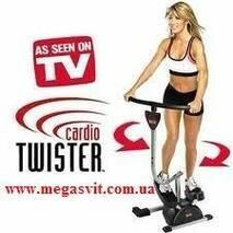 Тренажер для всех групп мышц Кардио Твистер  Cardio Twister