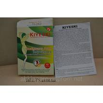 Токсиновыводящие пластири Кияски, Kiyeski для схуднення