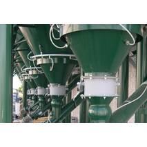 Система аерації для бетонних заводів