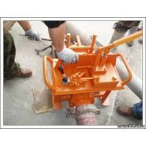 Гідравлічна засувка для бетононасосів (ручна)