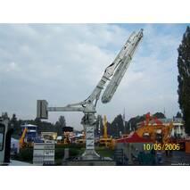 Гідравлічна стріла для подачі бетону (Італія)
