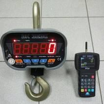 Весы крановые ЗЕВС III с радио пультом (3000 кг)