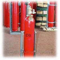 Модуль газового пожаротушения МГП-10