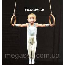 Гімнастичні кільця для дітей (gymnastic rings)